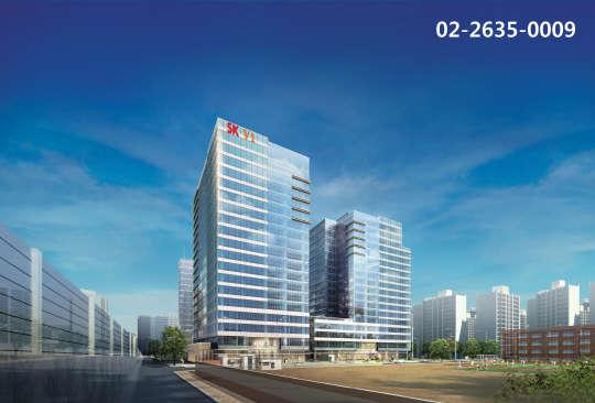 지식산업센터 `당산 SK V1 center`, 완공돼 입주 개시